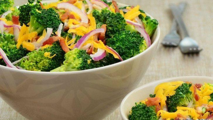 Brokoli Çorbası Tarifi: Diyet Brokoli Çorbası