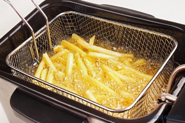 Patates kizartması